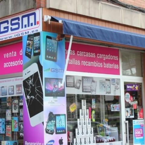 iGSM - Reparación, liberación y venta de accesorios de telefonía en Gijón